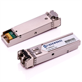 SFP, 1.25 Gbps GigE, 550m 850nm, 9dB, MM