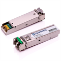 SFP, 1.25 Gbps GigE, 80km 1550nm, 24dB, SM/MM