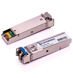 SFP, 1.25 Gbps GigE, DDM, 40km 1310nm, 20dB,SM/MM