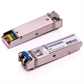 SFP, Multirate 100M-2.7G, DDM, 2km 1310nm, 10dB, SM