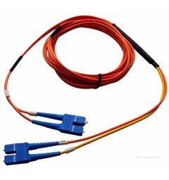 Patchcord mode conditioning SC/PC-SC/PC MM 62,5/125, Duplex 3 mm, 3 meter